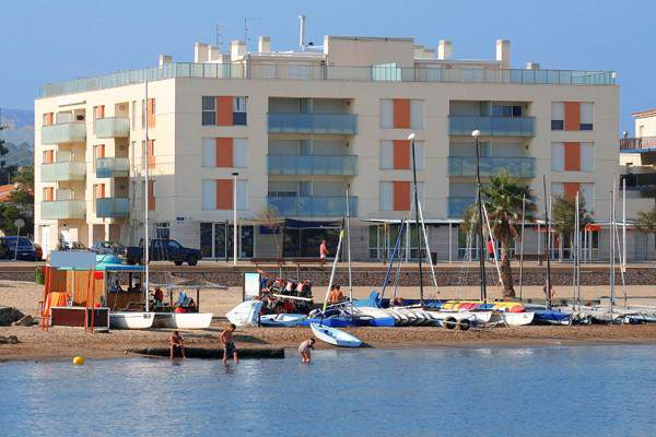 Apartment -                                       Voramar -                                       1 bedroom -                                       2/4 persons
