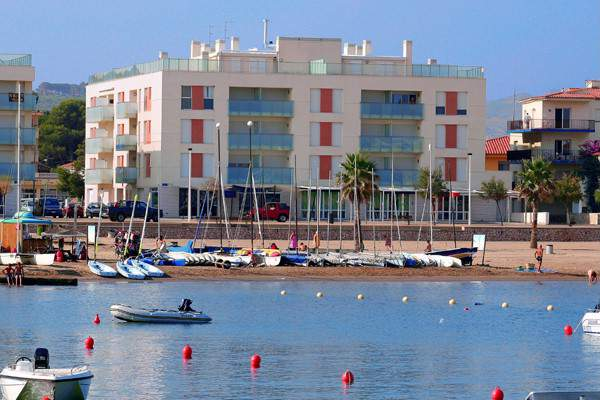 Apartment -                                       Voramar -                                       3 bedrooms -                                       6 persons