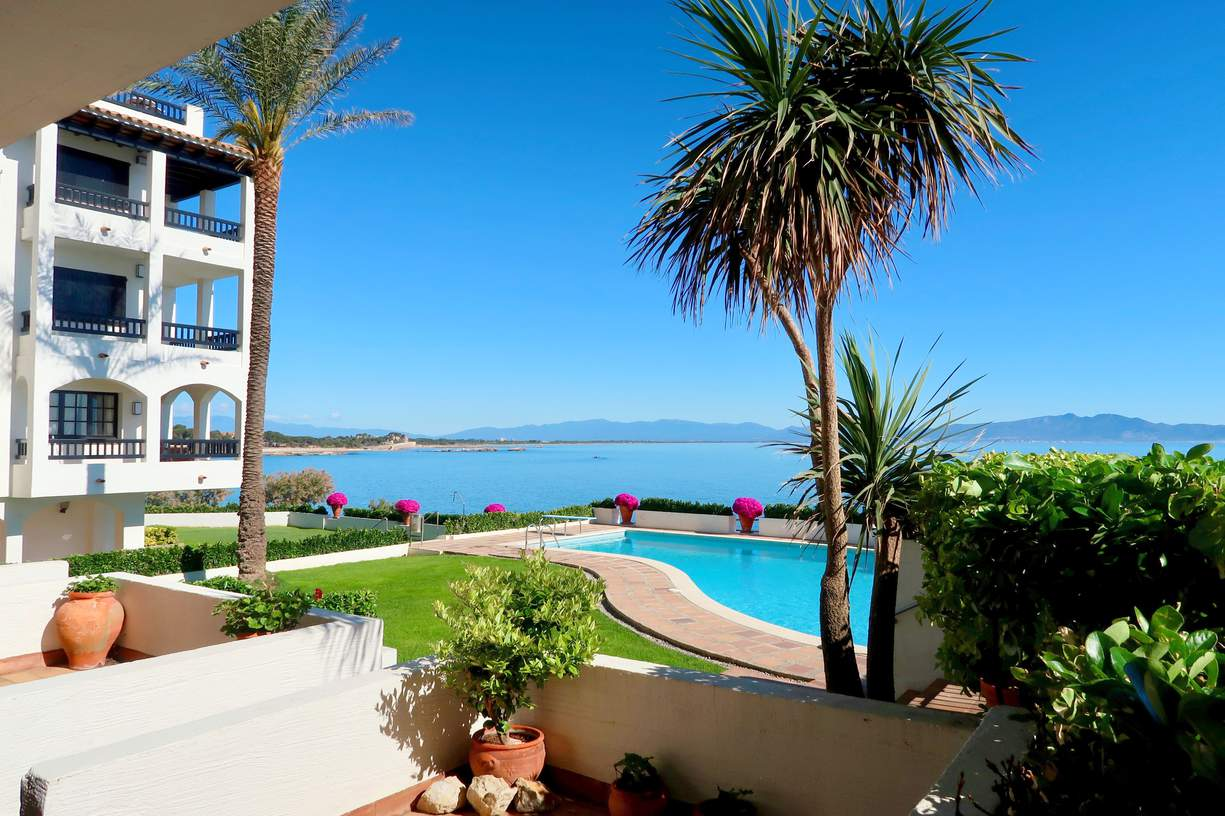 Apartment -                                       Punta Romana -                                       2 bedrooms -                                       4 persons